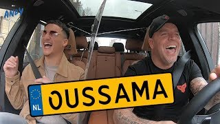 Oussama Ahammoud (Muis Mocro Maffia) - Bij Andy in de auto! (English subtitles)