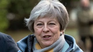 Theresa May updates MPs on her Brexit deal Plan B   ITV News
