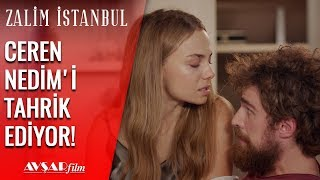 Ceren Nedimi Baştan Çıkarmaya Çalışıyor - Zalim İstanbul 12. Bölüm