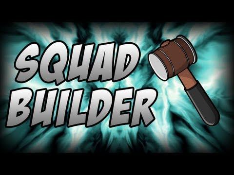 FIFA 13 Ultimate Team - Squad Builder - Brazil/Russian League Hybrid - #1