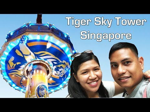 Tiger Sky Tower Singapore