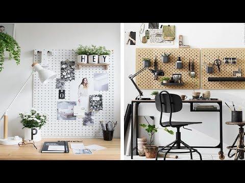 23 Ikea Skadis Pegboard Storage Hack Youtube