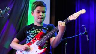 School of Rock St. Louis Summer 2015 Concert: ROCK N' GROHL: Monkey Wrench Resimi