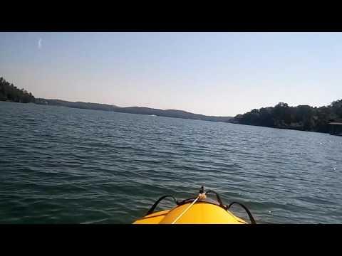Mokai on Blue Ridge Lake