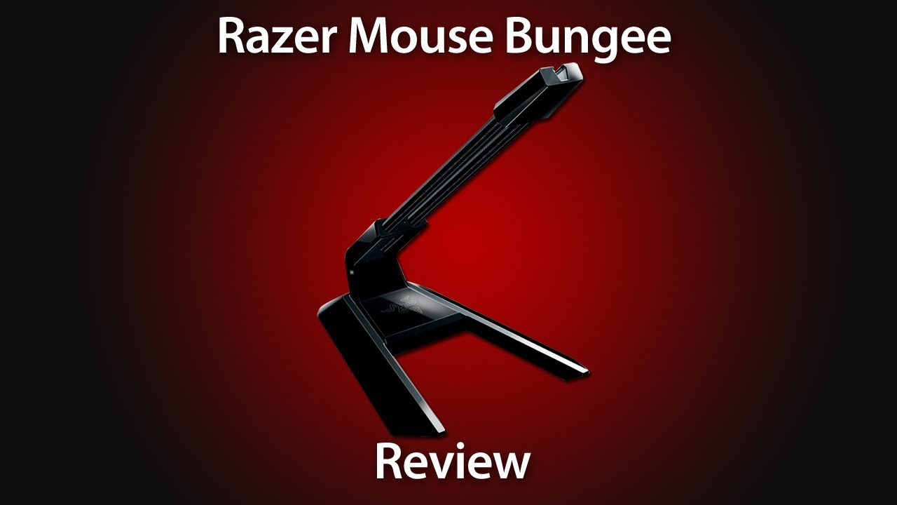 Razer Mouse Bungee Review - YouTube