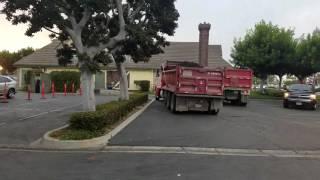 Dump truck super 10 Herrera trucking corp 112,115,118,117,108