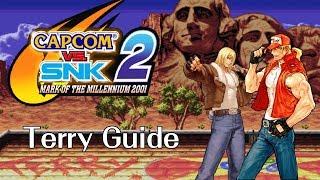 Capcom Vs. SNK 2 - Terry Guide