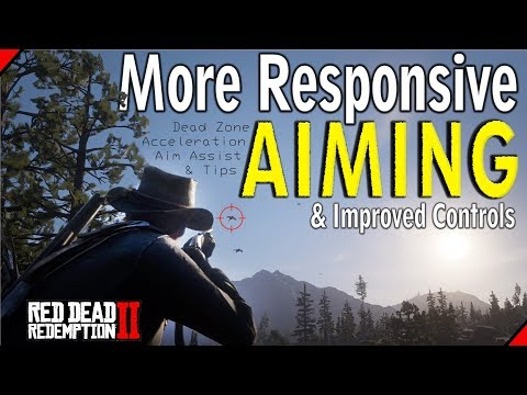 RED DEAD REDEMPTION 2: More Responsive Aiming & Improved Controls thumbnail