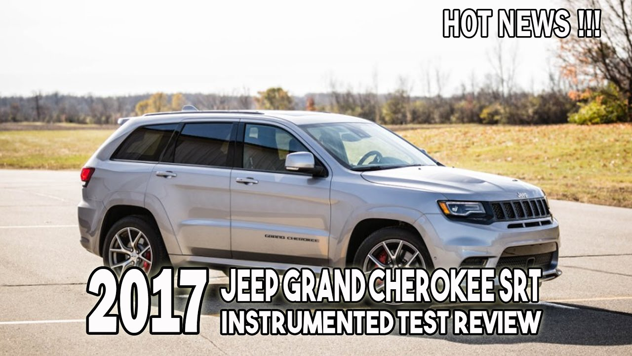 hot news  jeep grand cherokee srt review youtube