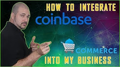 How to integrate Coinbase Commerce Into My Business