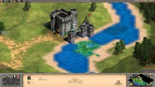Age of Empires 2 HD Edition - Joan of Arc - The Cleansing of The Loire Walkthrough Gameplay