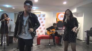 F.Charm feat. Ligia - APROAPE DE TINE, LIVE @ REQUEST 629