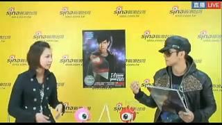 20120406 微博大來賓-羅志祥 9ood Show 新專輯專訪 Live