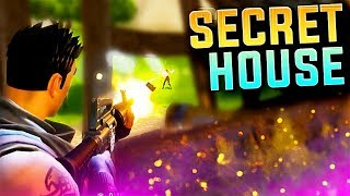 "THE SECRET HOUSE   ""Fortnite Battle Royale"""
