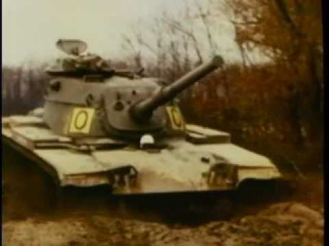 U.S. Army - The Big Picture - Tank & Artillery Testing at Aberdeen (1969)