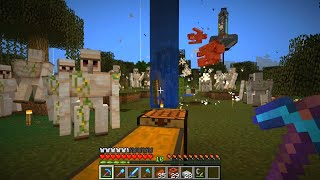 Etho Plays Minecraft - Episode 365: Fight Me Tractor