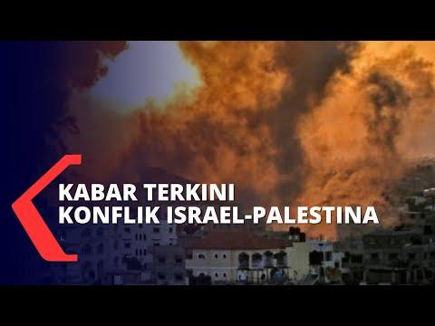 Jurnalis Harian Kompas Ungkap Kabar Terkini Konflik Israel-Palestina dan Upaya Perdamaian oleh Mesir