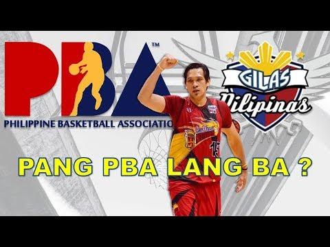Download REACTION VIDEO - GILAS PILIPINAS | June Mar Fajardo - PBA or GILAS???