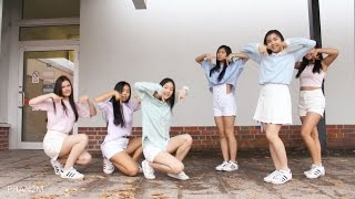 twice 트와이스 tt 티티 dance cover by phan2m 1thek team entry
