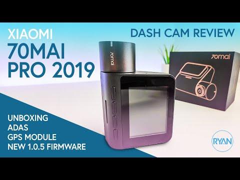 Xiaomi 70Mai Dash Cam Pro - With GPS Module - FULL REVIEW (2019)