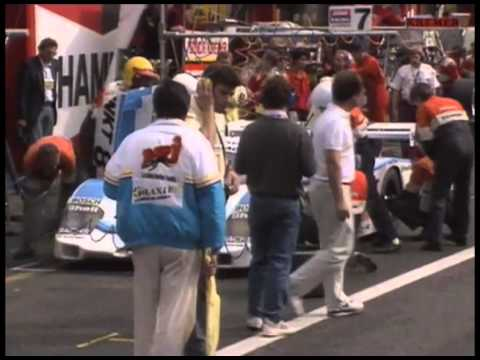 World Sportscar 1989
