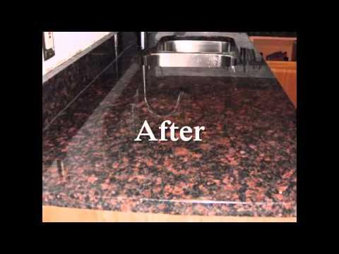 4 Granite Backsplash