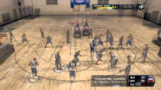 NBA 2K11 My Player - Draft Combine Game 2 vs. John Wall