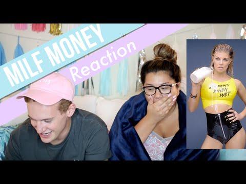 FERGIE - MILF MONEY $$ (Reaction w/...