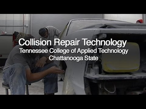 Collision Repair Technology Chattanooga State Community
