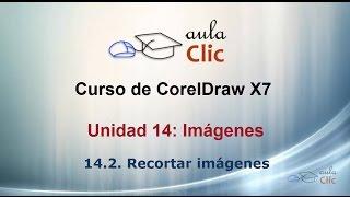 Curso de CorelDraw X7. 14.2. Recortar imágenes.