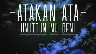 Sezen Aksu - Unuttun Mu Beni (Atakan Ata Cover)