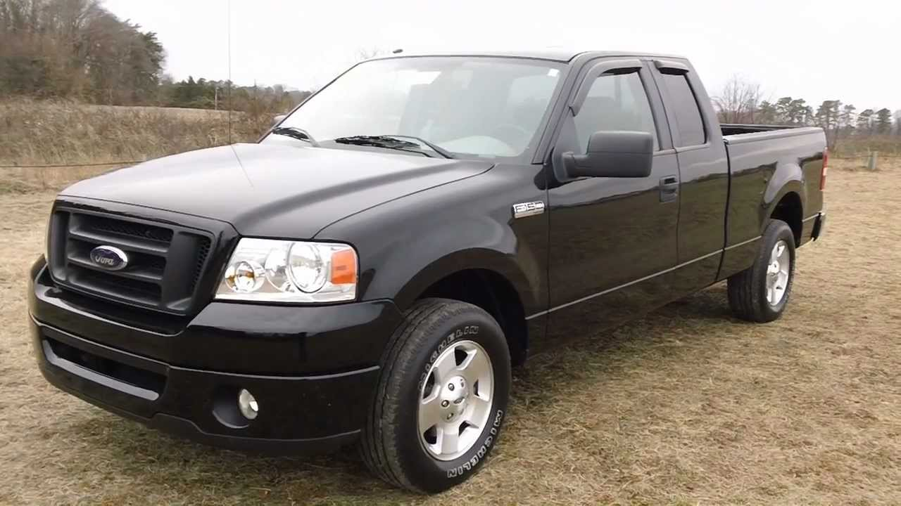 Used car for sale baltimore maryland 2007 ford f150 stx v8 extended cab youtube