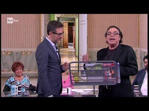 """Nino Frassica - I programmi della settimana di """"Novella Bella"""" - Che fuori tempo che fa 09/04/2017"""