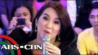 Repeat youtube video Kris grilled on GGV