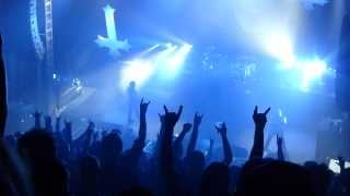 Slayer - Hell Awaits - The Antichrist - Live Québec City - 24 novembre 2013