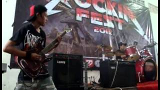Jasad - Cengkram Garuda Blindemon Cover [live At Jombang Rock In Fest]