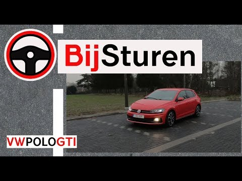 BijSturen - 2018 VW Volkswagen Polo GTI 2.0 TSI 200PK test review