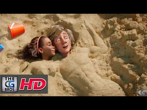"""CGI 3D Animated Spot HD: """"Tale of Contour"""" - by Milford Creative Studio"""