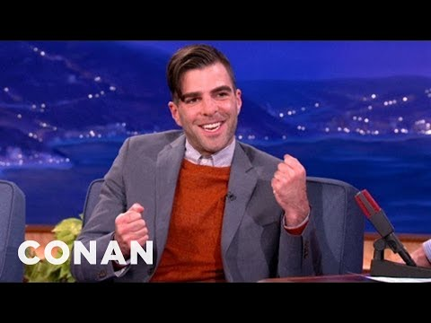 Zachary Quinto's Spock Is Gonna Kick Some Ass