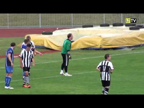 Grantham FC v Leek Town FC - Highlights