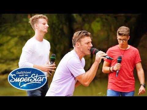 """DSDS 2019  Gruppe 02  Davin Lukas Nick mit """"Perfect"""" von Ed Sheeran"""