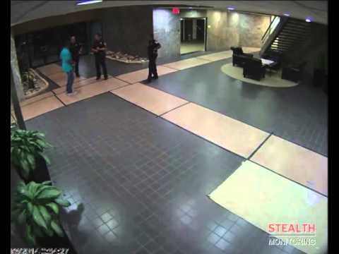 Computer Board Theft at Local Office Building