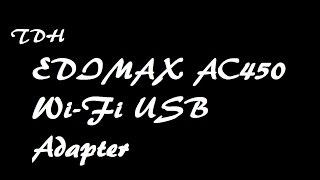 edimax ac450 wi fi usb adapter for mac or pc