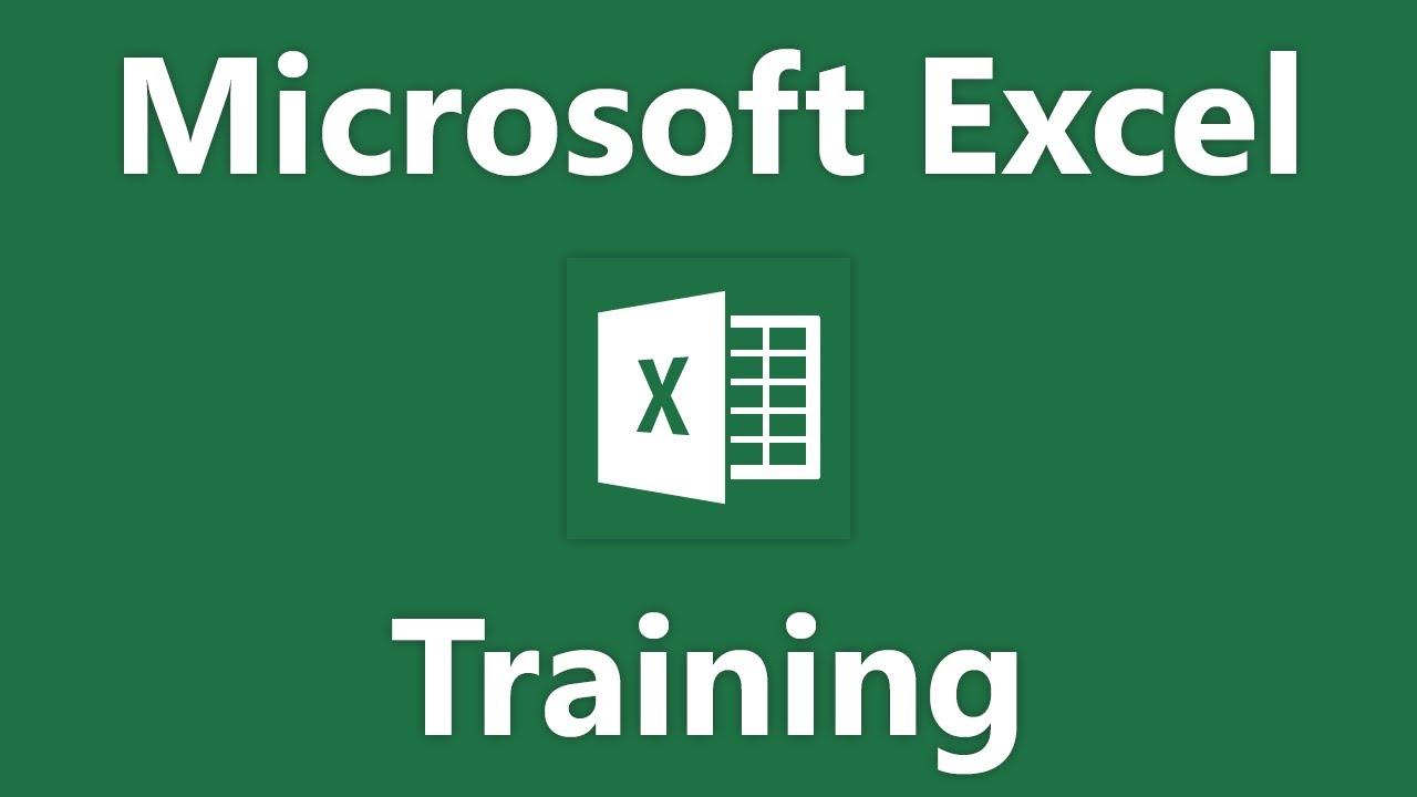 Excel 2019 & 365 Tutorial Consolidating Data Microsoft Training