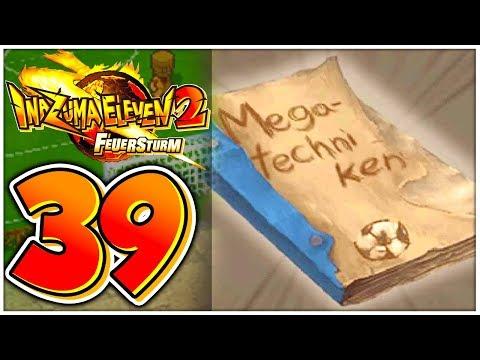 Inazuma Eleven 2: Feuersturm Part 39: Die MEGA-TECHNIKEN von Marks Opa!