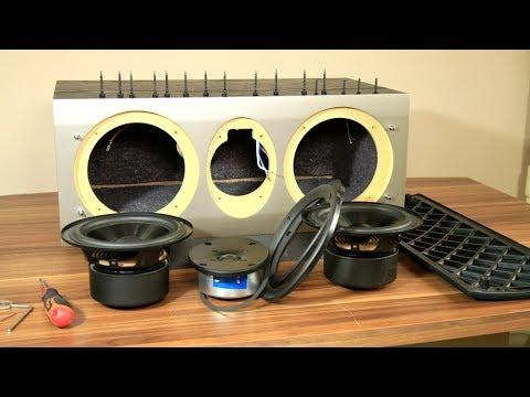 Look inside Athena Technologies Audition AS-C1 Center Speaker