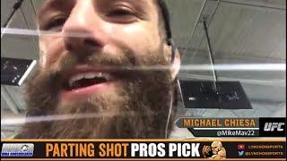 MMA Pros Pick - Jon Jones vs. Daniel Cormier II (UFC 214)