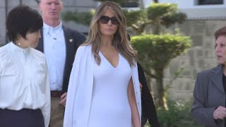 Why Melania Trump Appears to Be MIA From Women's Magazine Covers