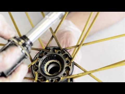 Maintenance of CeramicSpeed Campagnolo/Fulcrum Wheel Kit