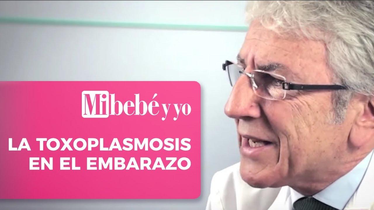toxoplasmosis en los niños sintomas